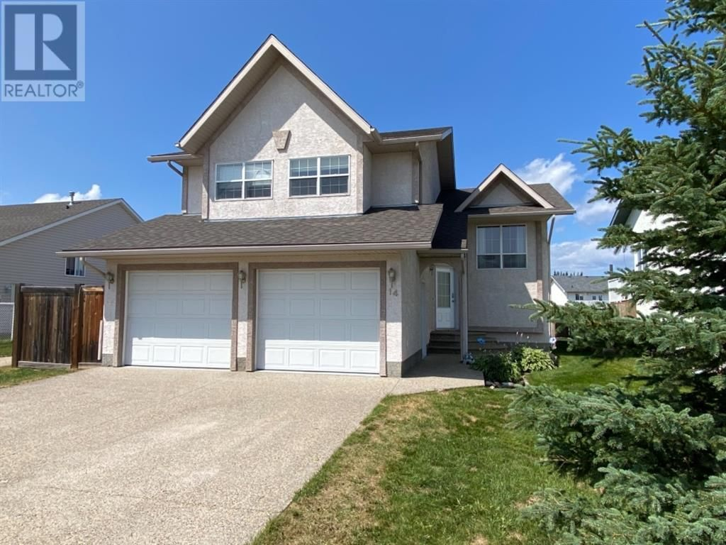 Main Photo: 14 Patterson Place in Whitecourt: House for sale : MLS®# A1133823