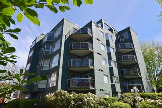 "Photo 1: 308 1508 MARINER Walk in Vancouver: False Creek Condo for sale in ""MARINER POINT"" (Vancouver West)  : MLS®# V1062003"