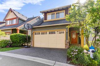 """Photo 1: 48 36169 LOWER SUMAS MOUNTAIN Road in Abbotsford: Abbotsford East Townhouse for sale in """"Junction Creek"""" : MLS®# R2584461"""