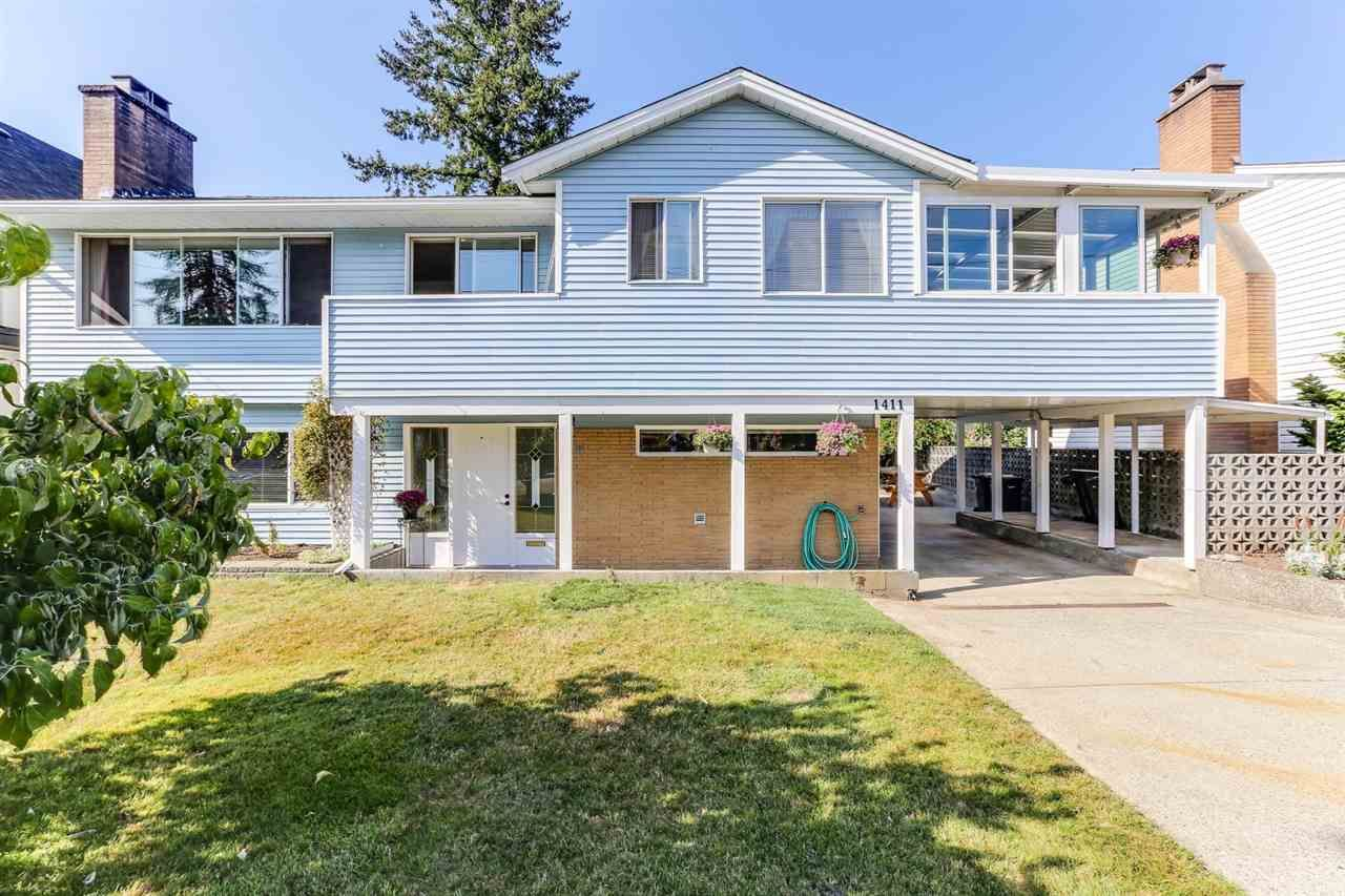 Main Photo: 1411 CORNELL Avenue in Coquitlam: Central Coquitlam House for sale : MLS®# R2395369