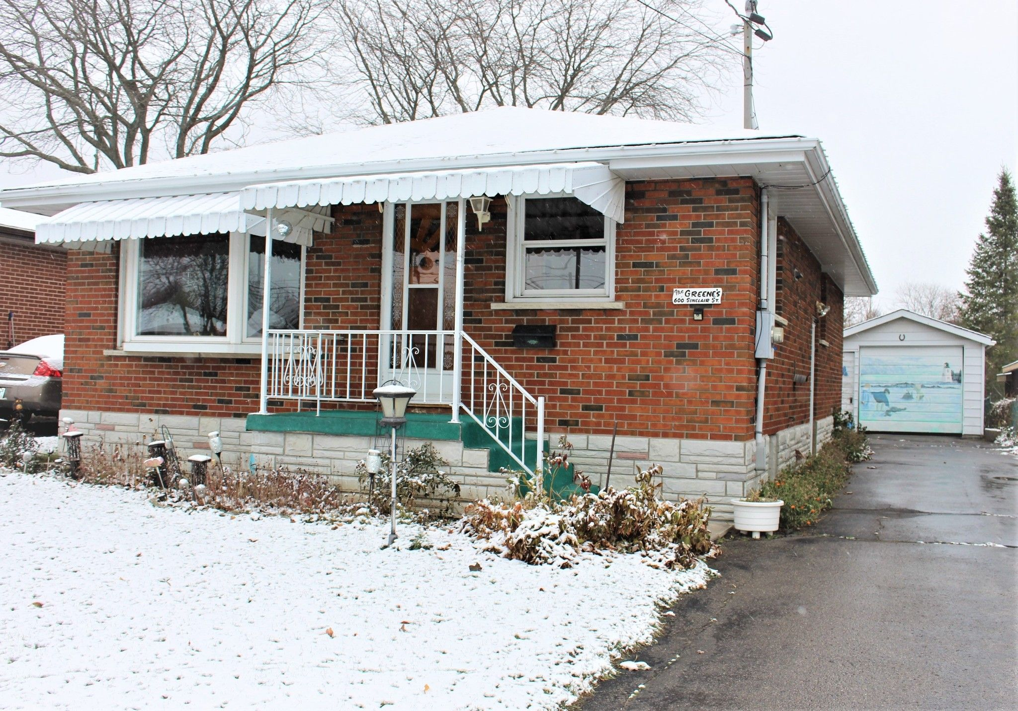 Main Photo: 600 Sinclair Street in Cobourg: House for sale : MLS®# 232508