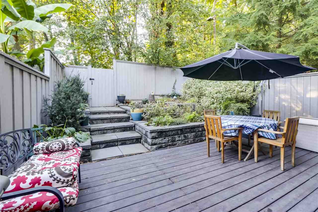 """Main Photo: 3435 WEYMOOR Place in Vancouver: Champlain Heights Townhouse for sale in """"Moorpark"""" (Vancouver East)  : MLS®# R2509094"""
