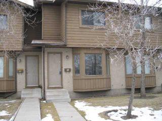 Photo 1: 91 FALSHIRE Terrace NE in CALGARY: Falconridge Townhouse for sale (Calgary)  : MLS®# C3546557