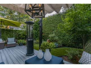 """Photo 38: 75 12099 237 Street in Maple Ridge: East Central Townhouse for sale in """"Gabriola"""" : MLS®# R2497025"""