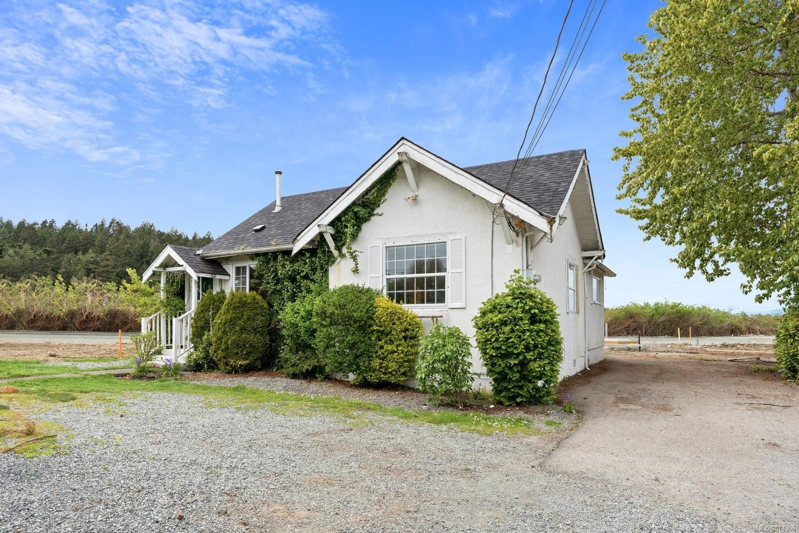 Main Photo: 9338 East Saanich Rd in : NS Airport House for sale (North Saanich)  : MLS®# 874306