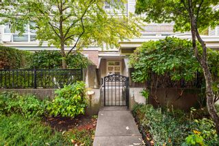 Photo 1: 101 3575 EUCLID Avenue in Vancouver: Collingwood VE Condo for sale (Vancouver East)  : MLS®# R2618333