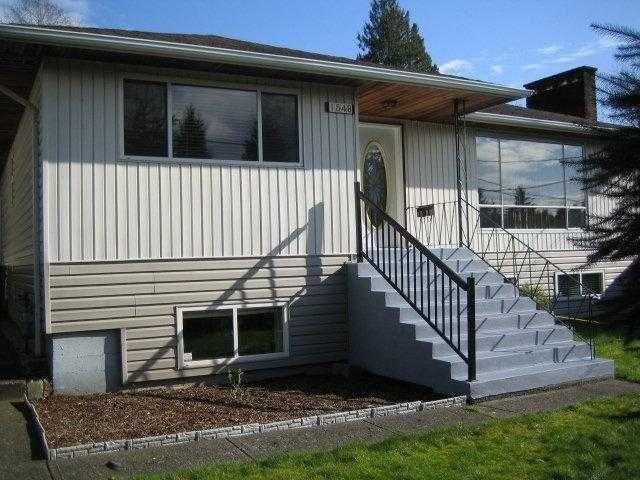Main Photo: 1848 LARSON Road in North Vancouver: Hamilton House for sale : MLS®# V882255