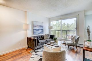 Photo 4: 211 3615A 49 Street NW in Calgary: Varsity Apartment for sale : MLS®# A1131604