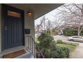 Photo 4: 1607 Chandler Ave in VICTORIA: Vi Fairfield East Half Duplex for sale (Victoria)  : MLS®# 753476
