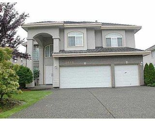 Photo 1: 3072 TIMBER CT in Coquitlam: Westwood Plateau House for sale : MLS®# V593414