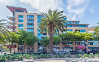Photo 1: DOWNTOWN Condo for sale : 1 bedrooms : 206 Park Blvd #802 in San Diego