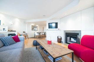 Photo 3: 2411 W 1ST AVENUE in Vancouver: Kitsilano Townhouse for sale (Vancouver West)  : MLS®# R2140613
