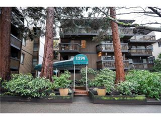 Photo 5: # 306 1274 BARCLAY ST in Vancouver: West End VW Condo for sale (Vancouver West)  : MLS®# V1097170