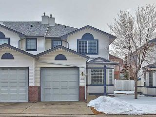 Photo 20: 1001 CITADEL Terrace NW in CALGARY: Citadel Townhouse for sale (Calgary)  : MLS®# C3558035