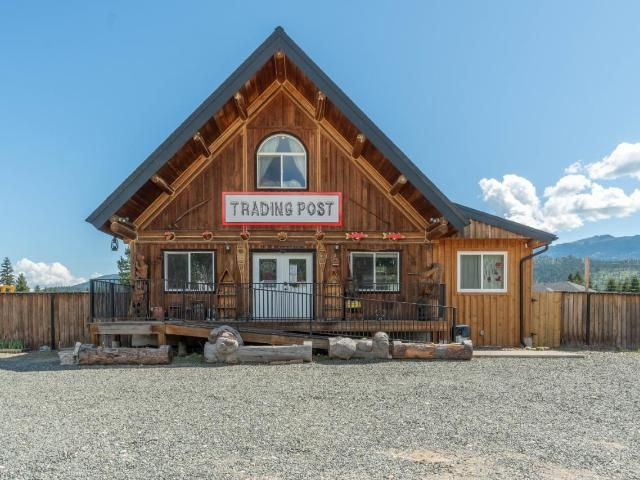 Main Photo: 5085 BARRIERE TOWN ROAD: Barriere Building and Land for sale (North East)  : MLS®# 160285