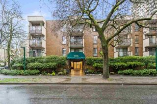 """Main Photo: 302 1718 NELSON Street in Vancouver: West End VW Condo for sale in """"Regency Terrace"""" (Vancouver West)  : MLS®# R2526847"""