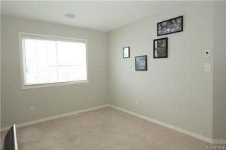 Photo 16: 90 Buckley Trow Bay in Winnipeg: River Park South Residential for sale (2F)  : MLS®# 1800955