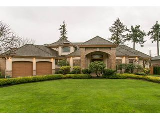 """Photo 1: 11950 CLARK Drive in Delta: Sunshine Hills Woods House for sale in """"West Panorama Ridge"""" (N. Delta)  : MLS®# R2122074"""
