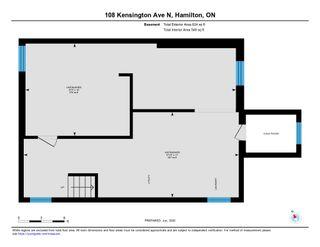 Photo 40: 108 North Kensington Avenue in Hamilton: House for sale : MLS®# H4080012