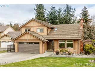 Main Photo: 848 Ankathem Pl in VICTORIA: Co Sun Ridge House for sale (Colwood)  : MLS®# 760422