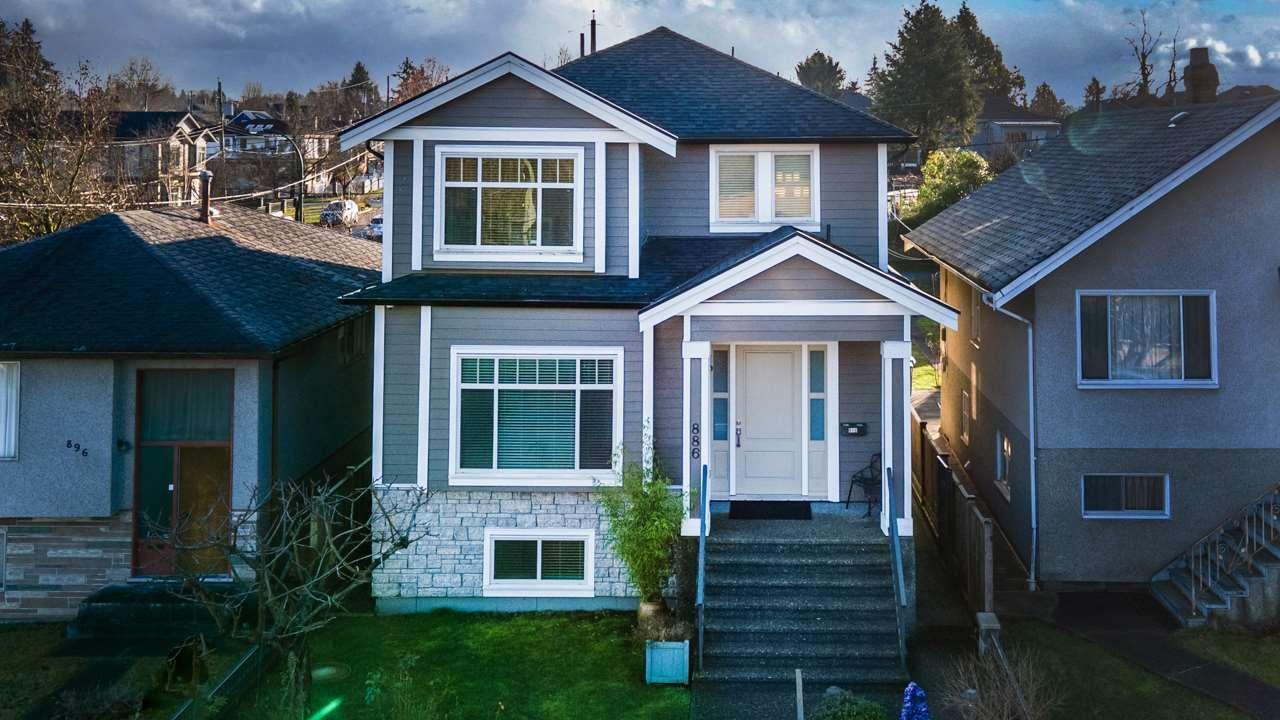 Main Photo: 886 E KING EDWARD Avenue in Vancouver: Fraser VE House for sale (Vancouver East)  : MLS®# R2529648