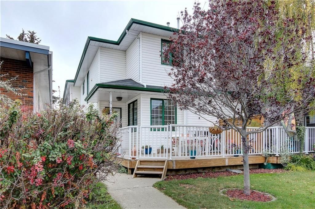 Main Photo: 2 2027 2 Avenue NW in Calgary: West Hillhurst Row/Townhouse for sale : MLS®# A1104288