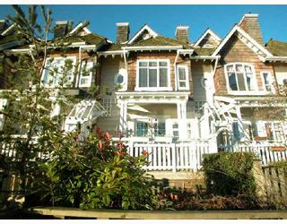 """Photo 24: 3 8581 JELLICOE Street in Vancouver: Fraserview VE Townhouse for sale in """"LIGHTHOUSE TERRACE"""" (Vancouver East)  : MLS®# V684841"""