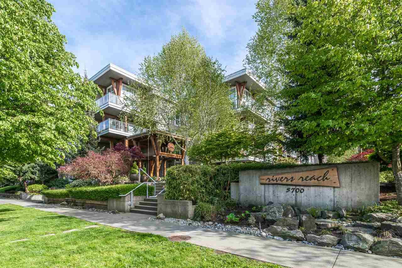 """Main Photo: 210 5700 ANDREWS Road in Richmond: Steveston South Condo for sale in """"RIVERS REACH"""" : MLS®# R2367524"""