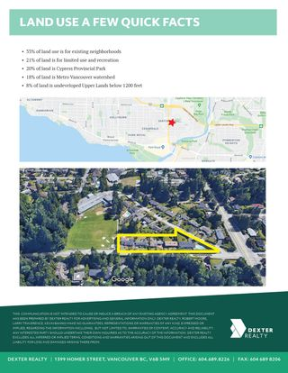 Photo 8: 4 Lot Land Assembly Listing in West Vancouver