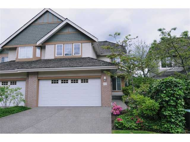 """Main Photo: 17 1765 PADDOCK Drive in Coquitlam: Westwood Plateau Townhouse for sale in """"WORTHING GREEN"""" : MLS®# V912013"""