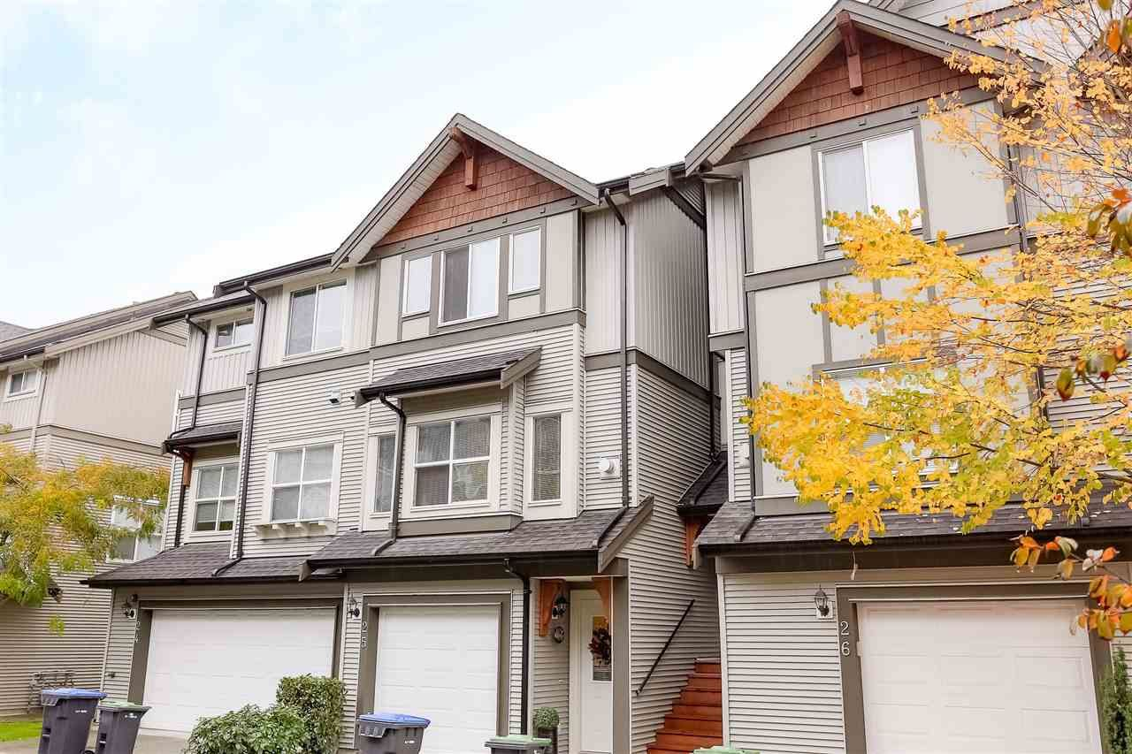Main Photo: 25 1055 RIVERWOOD GATE in PORT COQ: Riverwood Townhouse for sale (Port Coquitlam)  : MLS®# R2008388