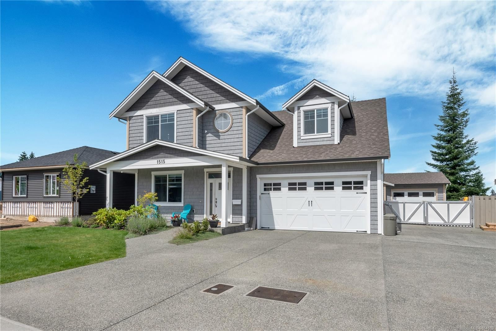 Main Photo: 1515 Prentice Rd in : CR Campbell River West House for sale (Campbell River)  : MLS®# 854502