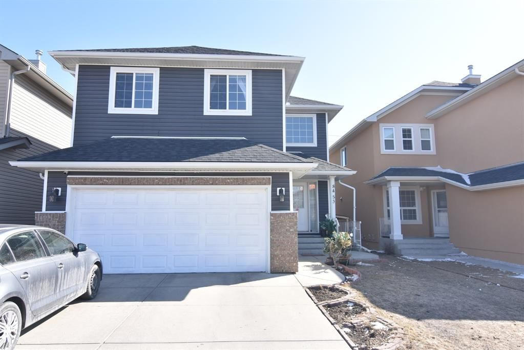 Main Photo: 8453 Saddleridge Drive NE in Calgary: Saddle Ridge Detached for sale : MLS®# A1088231