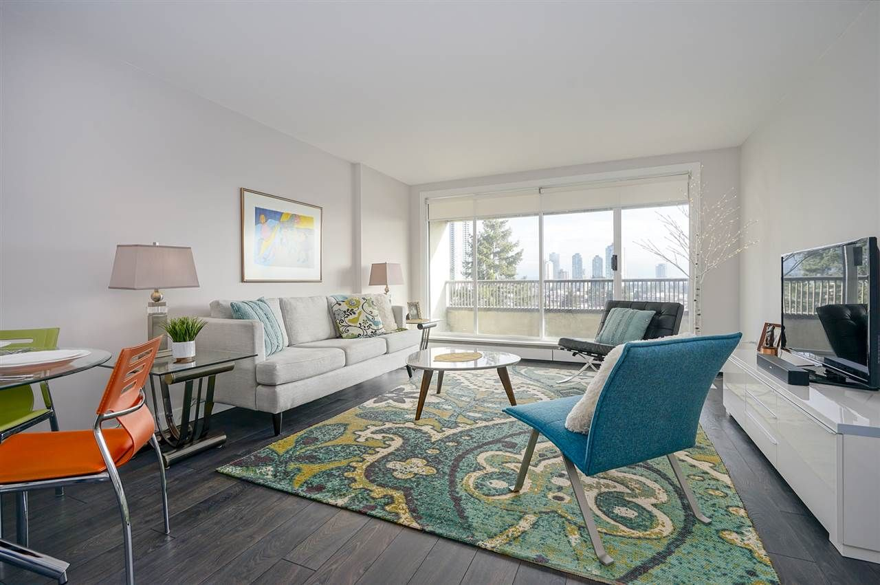 Photo 8: Photos: 1105 6595 WILLINGDON AVENUE in Burnaby: Metrotown Condo for sale (Burnaby South)  : MLS®# R2334446