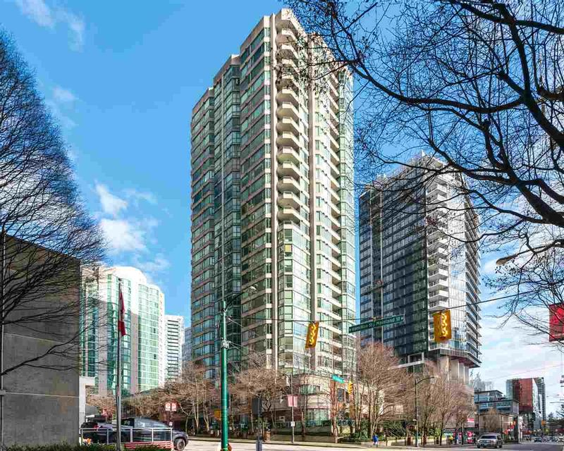 FEATURED LISTING: 1906 - 888 HAMILTON Street Vancouver