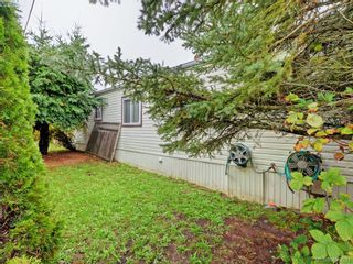 Photo 21: 21 1581 Middle Rd in VICTORIA: VR Glentana Manufactured Home for sale (View Royal)  : MLS®# 799550