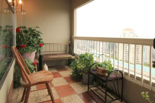 """Photo 6: 1803 615 BELMONT Street in New Westminster: Uptown NW Condo for sale in """"BELMONT TOWERS"""" : MLS®# R2123031"""