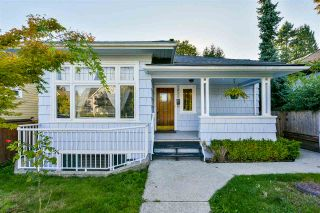 """Photo 1: 416 FOURTH Street in New Westminster: Queens Park House for sale in """"QUEENS PARK"""" : MLS®# R2525156"""