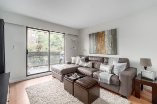 "Photo 1: 201 215 N TEMPLETON Drive in Vancouver: Hastings Condo for sale in ""Hastings Sunrise"" (Vancouver East)  : MLS®# R2077401"