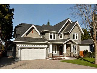 """Photo 1: 12559 26A Avenue in Surrey: Crescent Bch Ocean Pk. House for sale in """"Crescent Heights"""" (South Surrey White Rock)  : MLS®# F1434090"""