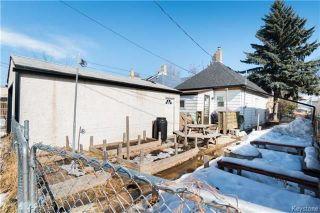 Photo 17: 626 Burnell Street in Winnipeg: West End Residential for sale (5C)  : MLS®# 1807107