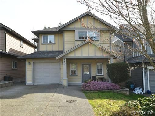 Main Photo: 863 McCallum Rd in VICTORIA: La Florence Lake House for sale (Langford)  : MLS®# 694367