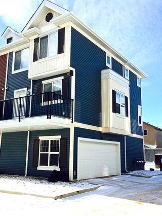 Photo 1: 66, 8315 - 180 Avenue: Edmonton Townhouse for sale : MLS®# e3401461
