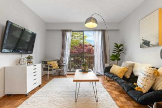 "Photo 2: 202 2080 MAPLE Street in Vancouver: Kitsilano Condo for sale in ""Maple Manor"" (Vancouver West)  : MLS®# R2576001"