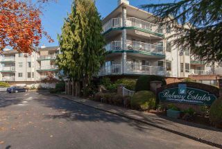 """Photo 1: 315 5360 205 Street in Langley: Langley City Condo for sale in """"Parkway Estates"""" : MLS®# R2317494"""
