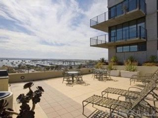 Photo 1: DOWNTOWN Townhouse for rent : 2 bedrooms : 1750 Kettner Blvd #203 in San Diego