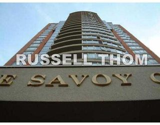 """Photo 2: 2102 6888 STATION HILL DR in Burnaby: South Slope Condo for sale in """"SAVOY CARLTON"""" (Burnaby South)  : MLS®# V550121"""