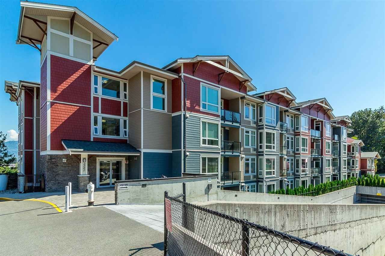 "Main Photo: 206 2242 WHATCOM Road in Abbotsford: Abbotsford East Condo for sale in ""Waterleaf"" : MLS®# R2288895"
