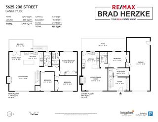 """Photo 36: 3625 208 Street in Langley: Brookswood Langley House for sale in """"BROOKSWOOD"""" : MLS®# R2558769"""