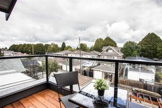 Photo 17: 2767 DUKE Street in Vancouver: Collingwood VE Townhouse for sale (Vancouver East)  : MLS®# R2207905